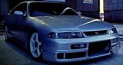 Накладка на фару. Nissan Skyline, ECR33