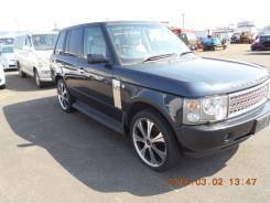 Люк. Land Rover Range Rover