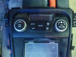 Блок управления климат-контролем. Suzuki SX4, GYB, GYA Двигатель M16A