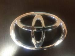 Эмблема решетки. Toyota Avensis, ADT251, AZT255, ZZT251, ZZT250, AZT251, AZT250, CDT250 Двигатели: 2AZFSE, 1AZFE, 3ZZFE, 1CDFTV, 2ADFTV, 2ADFHV, 1AZFS...