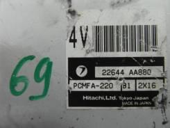 Блок управления двс. Subaru Impreza, GG2, GG3 Двигатель EJ15