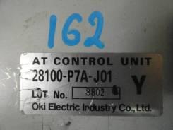 Блок управления автоматом. Honda Logo, E-GA3 Двигатель D13B
