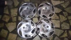 """Колпаки колесные Peugeot 206. Диаметр Диаметр: 14"""", 1 шт."""