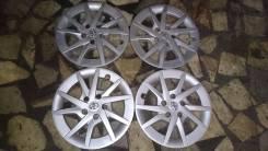 """Колпаки колесные Toyota R16. Диаметр Диаметр: 16"""", 4 шт."""