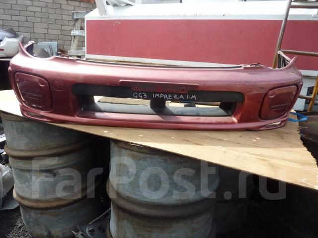 Бампер. Subaru Impreza Wagon, GG2 Subaru Impreza, GG2 Двигатель EJ15