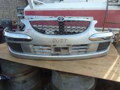 Бампер. Toyota Duet, M100A