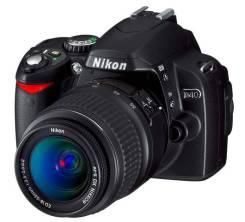 Nikon D40. 6 - 6.9 Мп, зум: 14х и более