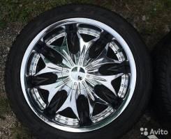 Продам колеса Dolche на джип. x20 6x139.70
