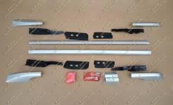 Рейлинги Land Cruiser 200 (ленд крузер) серебристые