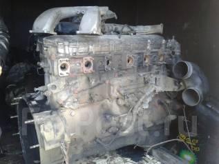 Двигатель в сборе. Hino Mitsubishi