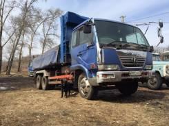 Nissan Diesel. Самосвал, 7 684 куб. см., 10 000 кг.