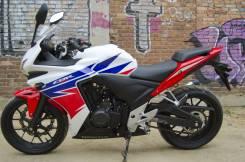 Honda CBR 400. 400 куб. см., исправен, птс, без пробега