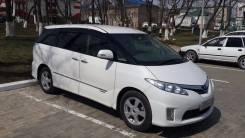 Аренда комфортабельного минивэна Toyota Estima. С водителем