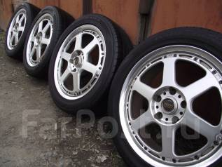 Rays Volk Racing GT-P(Ковка) R17 x 7.5J off+42 PCD 114.3*5 215/50R17. 7.5x17 5x114.30 ET42 ЦО 73,0мм.