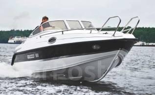 Grizzly 580 Cruiser. Год: 2018 год, длина 5,80м., двигатель подвесной, 150,00л.с., бензин. Под заказ