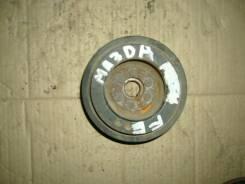 Шкив. Mazda Bongo, SS88W Двигатель FE