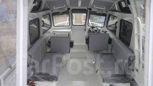 Grizzly Pro 660 HT. 2019 год, длина 6,60м., двигатель подвесной, 150,00л.с., бензин. Под заказ