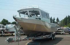 Grizzly 750 Cabin. Год: 2016 год, длина 7,50м., двигатель подвесной, 300,00л.с., бензин. Под заказ