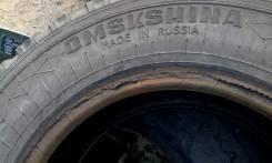 Омскшина АИ-168У. Всесезонные, 2012 год, 50%, 2 шт