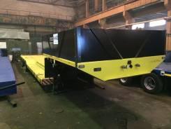 Техомs. В наличии 52 тонн 4 оси новый с ABS от завода, 52 000 кг.