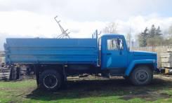 ГАЗ 3507. ГАЗ-САЗ 3507, 4 250 куб. см., 4 000 кг.