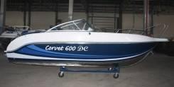 Корвет-600 DC. Год: 2017 год, длина 6,30м., двигатель подвесной, 140,00л.с., бензин. Под заказ