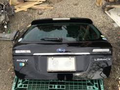 Дверь багажника. Subaru Legacy, BP5