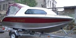 Корвет-500 HT. Год: 2017 год, длина 5,93м., двигатель подвесной, 135,00л.с., бензин. Под заказ