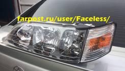 Фара. Toyota Cresta, JZX105, GX105, JZX100, JZX101, GX100, LX100, 100 Двигатели: 1JZGTE, 1GFE, 2JZGE, 2LTE, 1JZGE
