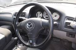 Руль. Mazda Capella Wagon, GVEW, GVFW, GWFW, GWEW, GW5R, GWER, GVER, GW8W, GV8W, GVFR Mazda Capella, GWEW, GVER, GWER, GVFR, GVFW, GVEW, GWFW, GW5R, G...