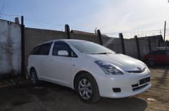 Toyota Wish. автомат, 4wd, 1.8 (125 л.с.), бензин, 116 000 тыс. км, б/п, нет птс