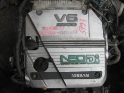 Двигатель Nissan VQ25 DD 08848A