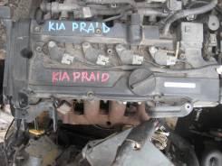 Двигатель Kia Rio,Pride -11 G4ED6H348888