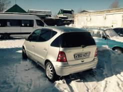 Mercedes-Benz A-Class. автомат, передний, 1.5 (140 л.с.), бензин, 200 тыс. км