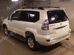 Спойлер. Toyota Land Cruiser Prado, GRJ120W, GRJ121W, KDJ120W, KDJ121W, KDJ125W, RZJ120W, RZJ125W, TRJ120W, TRJ125W, VZJ120W, VZJ121W, VZJ125W