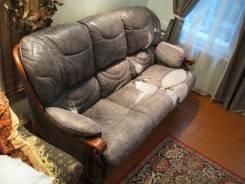 Диваны и мягкую мебель б/у