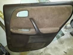 Обшивка двери. Toyota Mark II