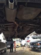 Выхлопная труба. Subaru Forester, SG5 Двигатель EJ205