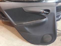 Обшивка двери. Toyota Corolla Fielder