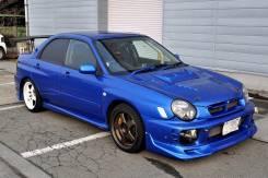 Жесткость бампера. Subaru Impreza WRX, GDB