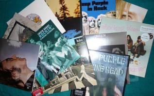 Новые (Запечатанные) пластинки UK, USA, EU, JP!
