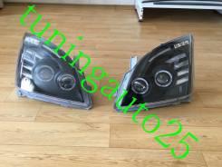 Фара. Toyota Land Cruiser Prado, GRJ120, GRJ120W, GRJ121, GRJ121W, GRJ125, GRJ125W, KDJ120, KDJ120W, KDJ121, KDJ121W, KDJ125, KDJ125W, KZJ120, LJ120...