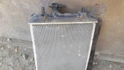 Радиатор охлаждения двигателя. Toyota Passo, KGC15, KGC10 Двигатель 1KRFE