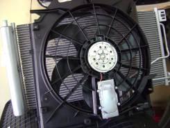Вентилятор охлаждения радиатора. BMW: X3, 5-Series, 1-Series, 3-Series, 7-Series, X1 Двигатели: N46B20, N45B16, M43T