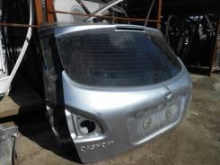 Дверь багажника. Nissan Qashqai, J10