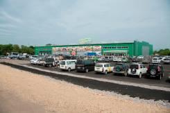 Сдам в аренду работающий гипермаркет 5603 м2, с зем/участком 1,7 Га. 5 603 кв.м., Стахановская 40, р-н на въезде в город