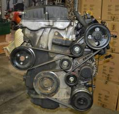 Двигатель в сборе. Hyundai Sonata Двигатель G4KA