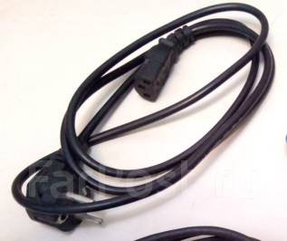 Шнуры и провода.