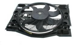 Вентилятор радиатора кондиционера. BMW 3-Series Двигатели: M52TUB25, M54B30, M52TUB28, M54B25, M54B22