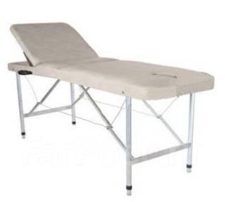 Кушетка массажная с изменением высоты (стол массажный)